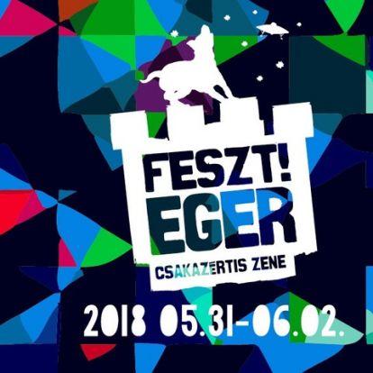 Jövő héten Egerben kezdődik a fesztiválszezon