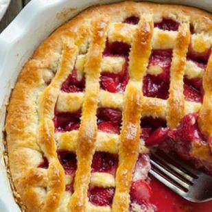 Ezt az epres pitét neked is meg kell kóstolnod!