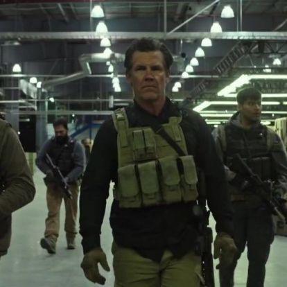 Josh Brolin háborút indít a drogmaffia ellen a Sicario 2-ben