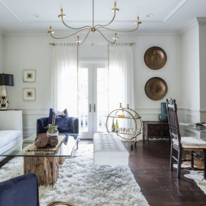 Luxus otthoni hangulat fillérekből – olcsó technikák az előkelő légkörért