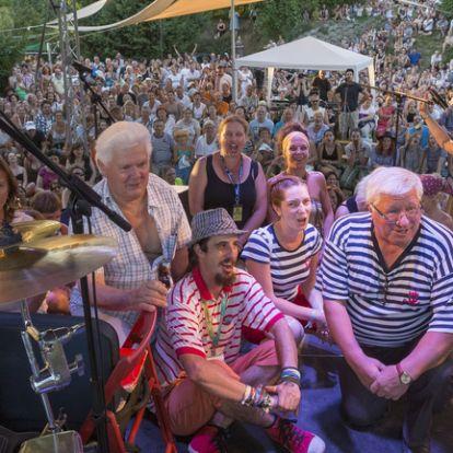 Snétbergerrel és Vecsei Miklóssal jön az Ördögkatlan Fesztivál