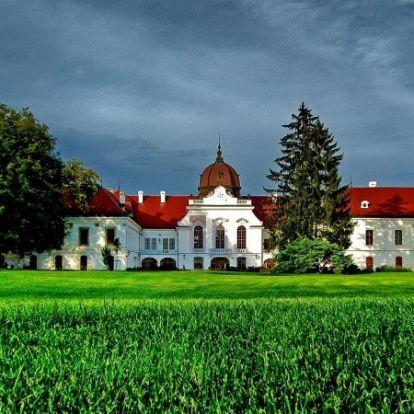 Történeti kertek, kastélyparkok napja először Magyarországon
