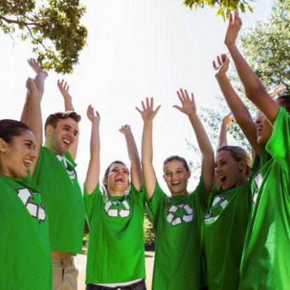 Magyar celebek fogtak össze a zöldebb jövőért