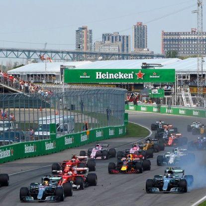 F1: gyors utcai pályán, Kanadában