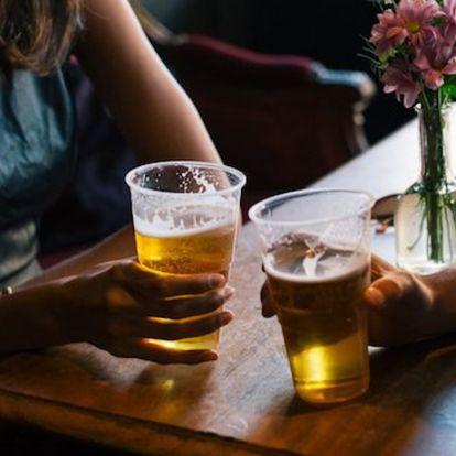 A férfiak szerint szexi, ha egy nő sört iszik - Blans.hu