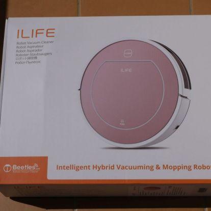 iLife V7s Plus robotporszívó teszt – Lopakodó halál