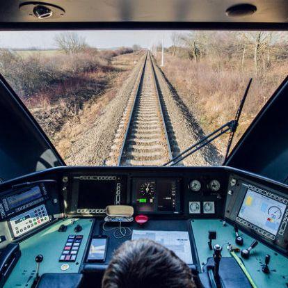 Döbbenet: a magyar vasutas egyszer csak megállította a vonatot, és kiszállt a préri közepén