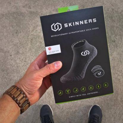 Skinners cipőzokni teszt