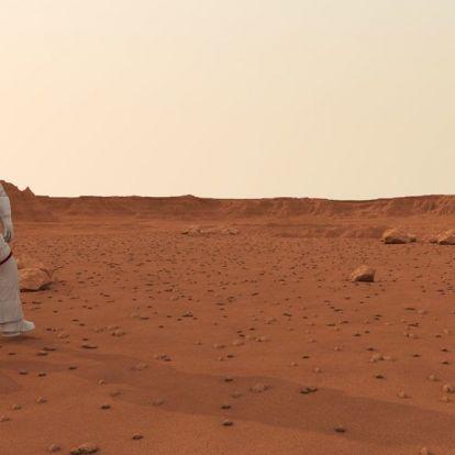 A Netflix is leszáll a Marsra