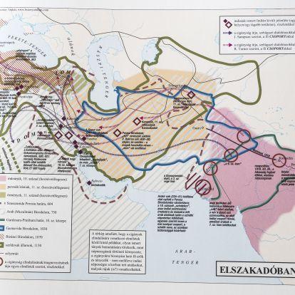 Kik a romák, és honnan jöttek? Világújdonság a magyar térképész által készített cigánytörténeti atlasz
