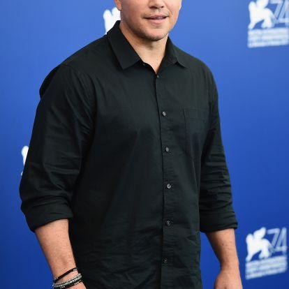 Matt Damont egyszerűen kivágták az Ocean's 8-ból