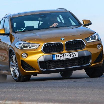 Az ellenpélda – BMW X2 xDrive25d teszt