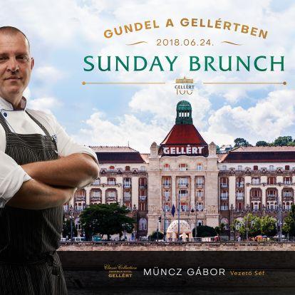A Gundel Étterem hangulatát csempészik a Gellértbe
