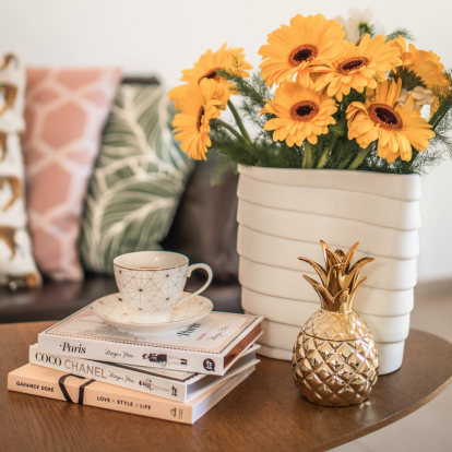 Alakítsd át a nyugalom szigetévé a nappalidat!