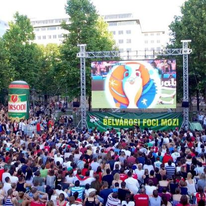 Best of Budapest: 6+1 Places to Watch the Football World Cup in the Capital