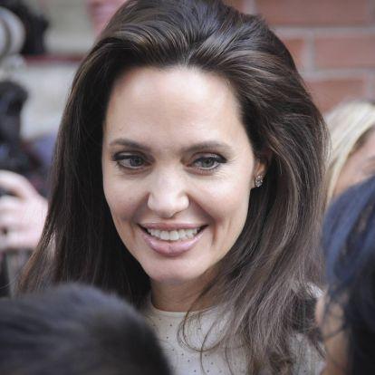 Angelina Jolie elveszítheti a gyermekei felügyeleti jogát