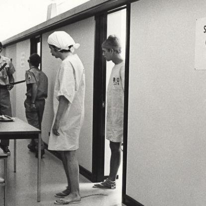 Kamu volt a híres stanfordi börtönkísérlet