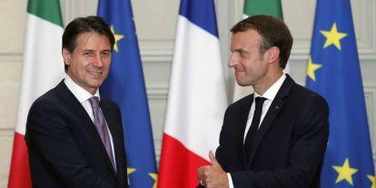 Macron és Conte Európán kívül szeretne felállítani migránsközpontokat