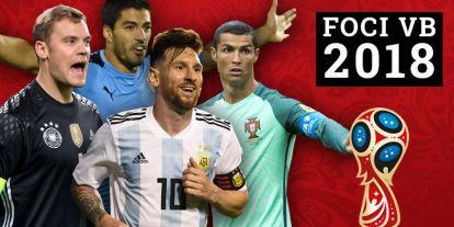 Most kezdődött el csak igazán a vébé: őrületes meccset játszottak egymással a spanyolok és a portugálok