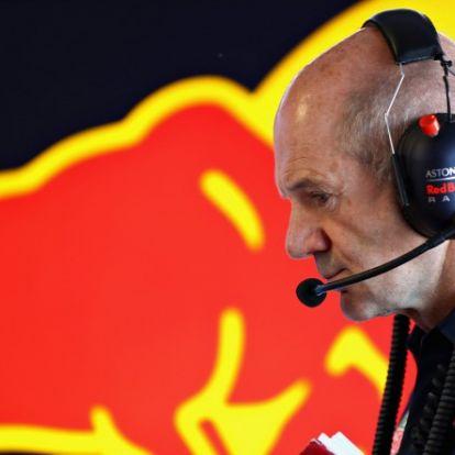A Red Bull sztártervezőjére fáj a Renault foga?