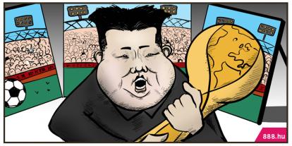 A hét karikatúrája a 888-on