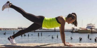 Nem kell választanod! 2 az 1-ben futás és erősítés edzésterv