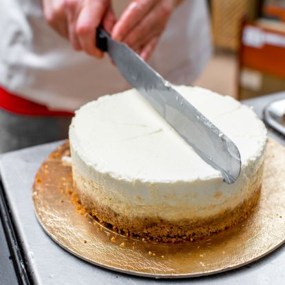 4 hiba, amit elkövethetsz a sütés nélküli sajttortánál