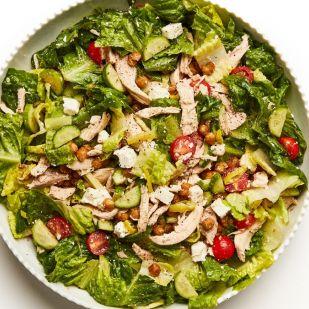 A legjobb nyári saláták