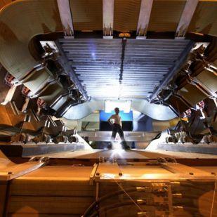 Új felfedezések kapujában áll a nagy hadronütköztető