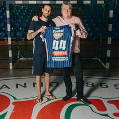 Meglepetés! Dean Bombac két év után visszatér Szegedre – HIVATALOS