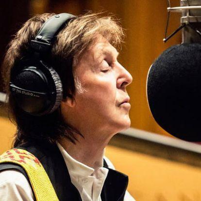 Most már tuti: szeptemberben jön McCartney új albuma, az Egypt Station