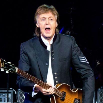 Jön Paul McCartney új albuma, amiről megjelentek az első számok