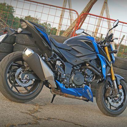 Valóban Vadállat bringa? Suzuki GSX-S750 teszt
