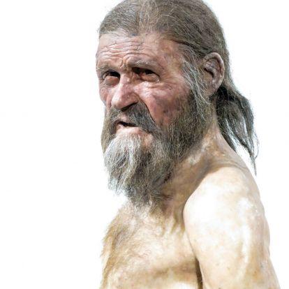 Az eszközei és a gyomra tartalma alapján derült ki, hogy nézett ki Ötzi, a jégember utolsó 48 órája
