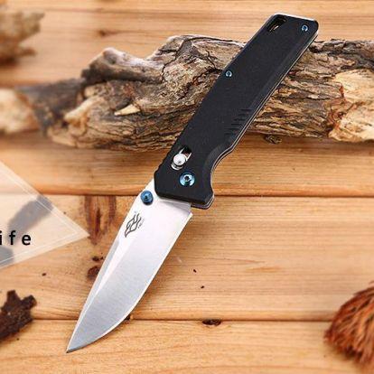 Ganzo FB760 kés teszt – Inyencség, kicsit elsózva