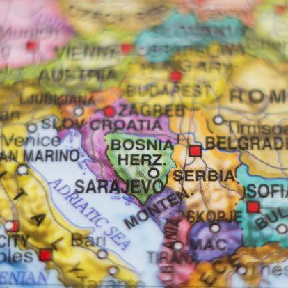 A Balkán kiürülése