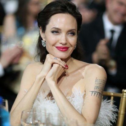 Angelina Jolie vajon egy videoklipnek köszönheti karrierjét?