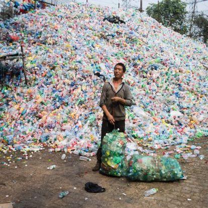 A kínai hulladékstopot mindenki durván megérzi