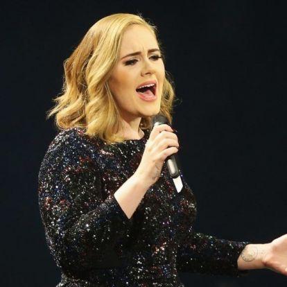 Új lemezen dolgozik Adele és már meg is van, mikor jelenhet meg