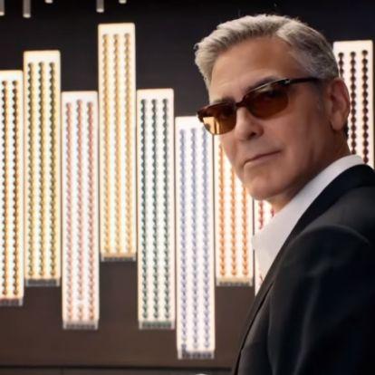 Felfedték, hogy reagált George Clooney, amikor megtudta, hogy ikrei lesznek