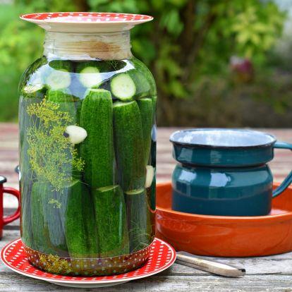 Kovászos uborka recept, hogy tökéletes legyen!