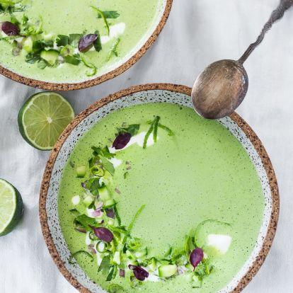 5 hűsítő leves a forró nyári napokra