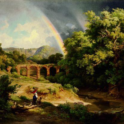 KOGART Tihany – Reprezentatív kiállítás nyílik a 19. századi magyar festészetből