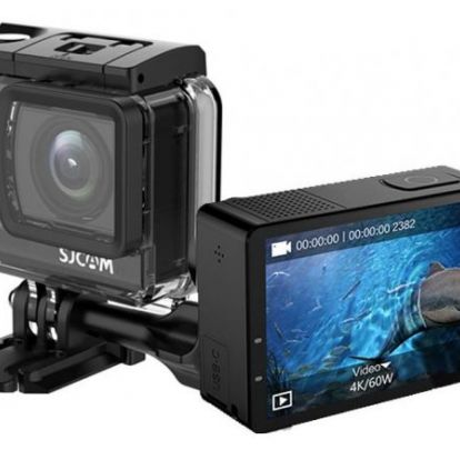 SJCAM SJ8 Pro akciókamera teszt – Csúcstechnológia fél pénzen