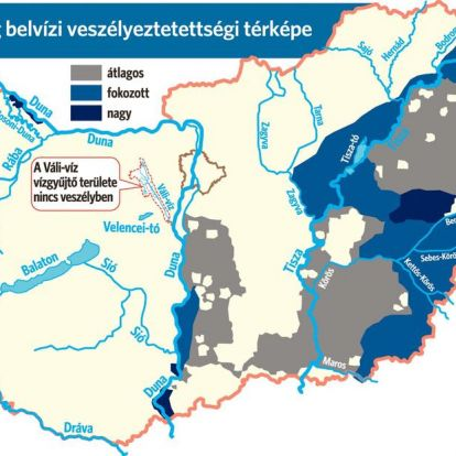 Orbán megismétli a nagy vízrendezési trükköt