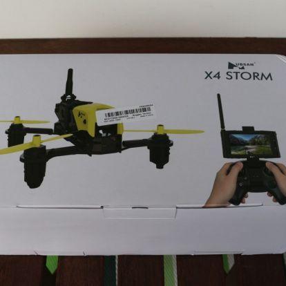 Hubsan H122D drón teszt – Bűntett a drónozás ellen