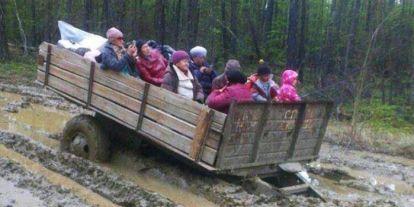 Tizennégy kép, ami bizonyítja, hogy ahogy az oroszok közlekednek, úgy nem közlekedik senki