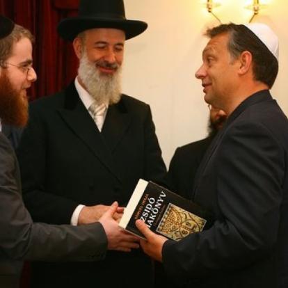 Orbán lenne antiszemita?