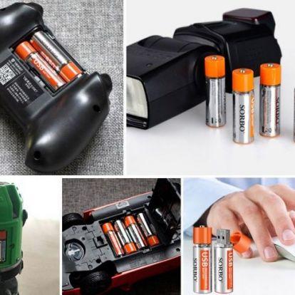 Sorbo akkumulátorok tesztje – Kényelmesen töltögetni