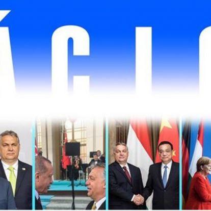 Orbán Viktor a jelentős külpolitikai sikerei közé sorolja, hogy ismét megtekinthette Donald Trump tarkóját